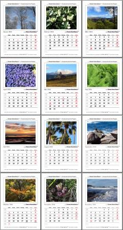 monatskalender 2016 als pdf kostenlos herunterladen und ausdrucken. Black Bedroom Furniture Sets. Home Design Ideas